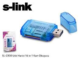 S-LINK CR-30 CARD READER